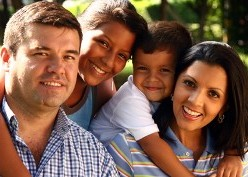 Smiling Family - Family Immigration